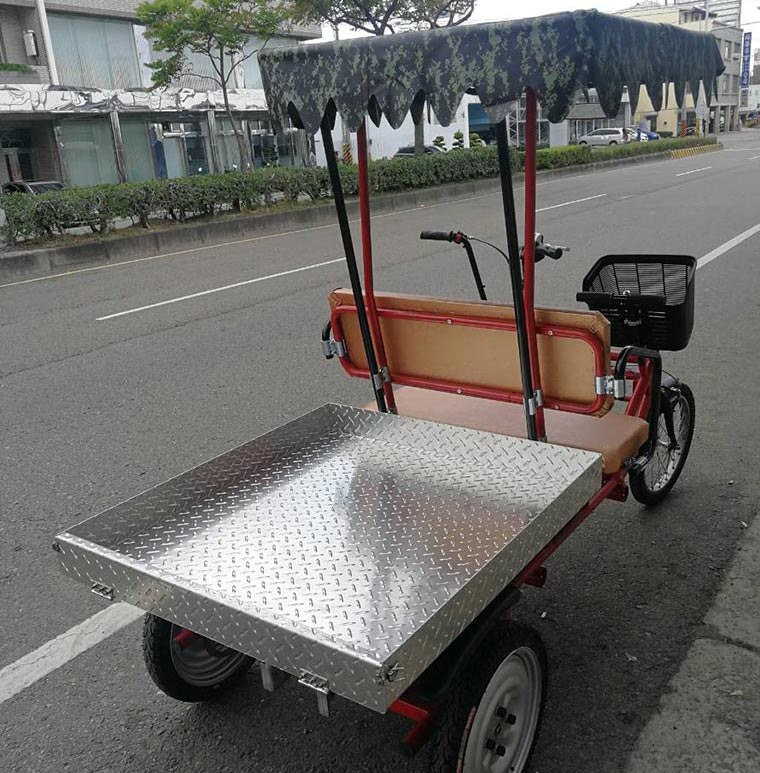 Different sizes for cargo bed-mini truck